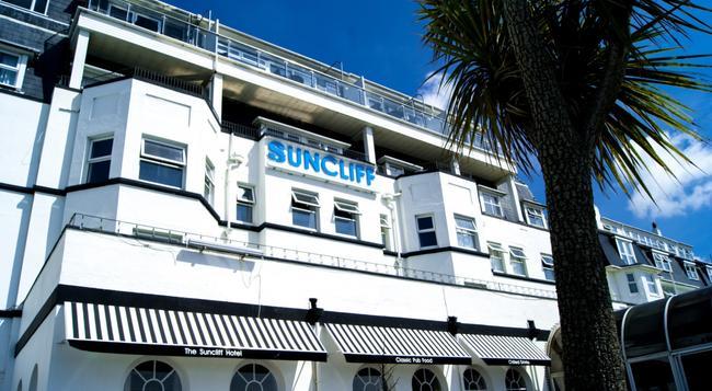 Suncliff Hotel - 伯恩茅斯 - 建築