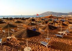 LTI阿加迪爾海灘俱樂部酒店 - 阿加迪爾 - 海灘