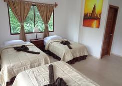 加拉巴哥大自然旅館 - Puerto Ayora - 臥室