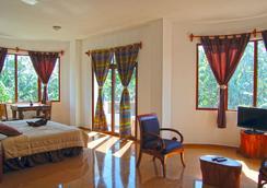卡薩納圖拉加拉帕戈斯旅館 - Puerto Ayora - 臥室