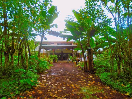 卡薩納圖拉加拉帕戈斯旅館 - Puerto Ayora - 室外景