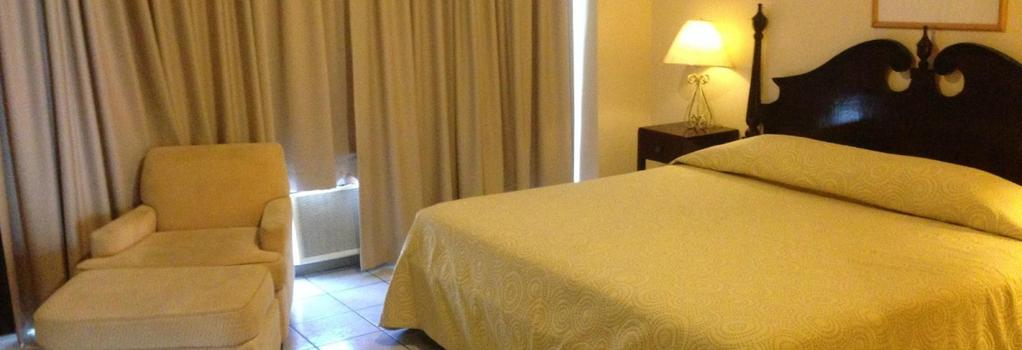 Gran Hotel Paris - 拉塞瓦 - 臥室