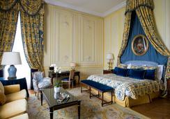 Chateau Les Crayeres - 蘭斯 - 臥室