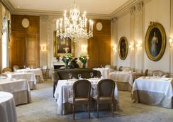 Chateau Les Crayeres - 蘭斯 - 餐廳