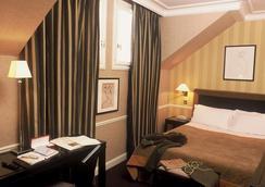 維克多利爾劇院酒店 - 巴黎 - 臥室