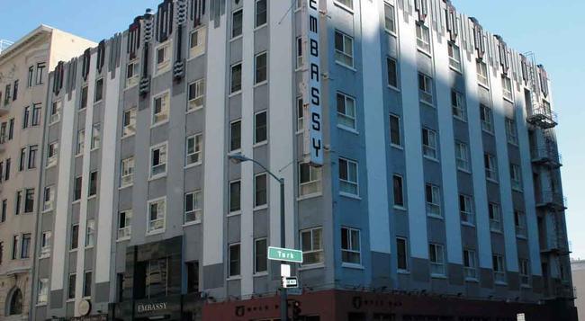 Embassy Hotel - 三藩市 - 建築