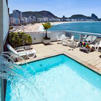 Orla Copacabana Hotel Exterior