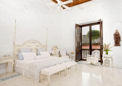 卡薩奎羅酒店 - Cartagena - 臥室