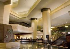 泗水JW萬豪酒店 - 泗水 - 大廳
