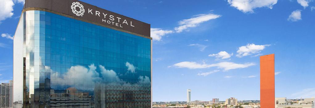 Krystal Monterrey - 蒙特雷 - 建築
