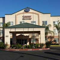 Comfort Suites Fresno River Park Exterior