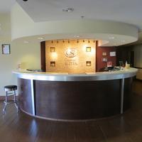 Comfort Suites Fresno River Park Reception