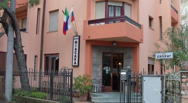 Hotel Niagara Rimini - 里米尼 - 建築