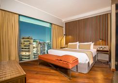 康布萊斯維塔庫拉酒店 - 聖地亞哥 - 臥室