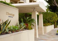 貝弗利山韋斯羅伊艾爾米塔什酒店 - 比華利山 - 室外景