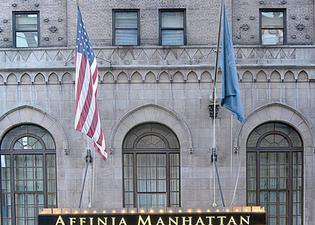 Manhattan NYC-an Affinia hotel