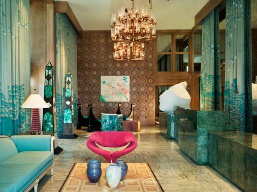 W邁阿密酒店 - 邁阿密 - 大廳