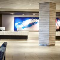Irvine Marriott Lobby