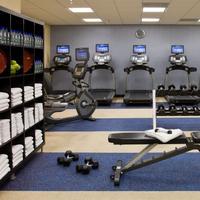 Irvine Marriott Health club