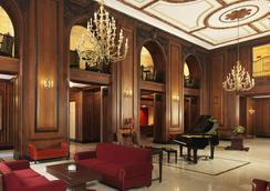 瑞德豪斯歷史套房酒店 - 查塔努加 - 大廳