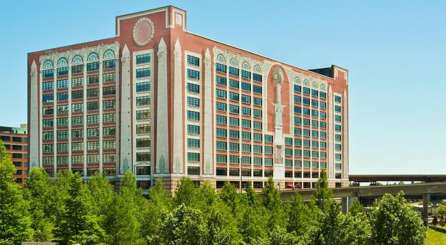 St. Louis City Center Hotel - 聖路易斯 - 臥室