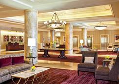聖路易斯市區喜來登酒店及套房 - 聖路易斯 - 大廳