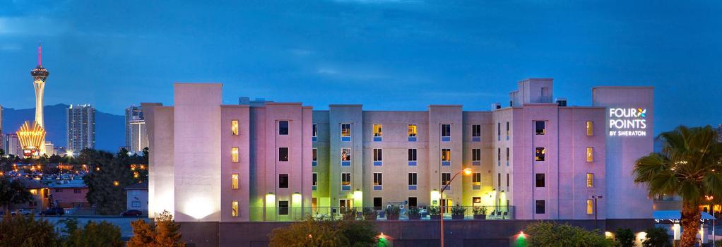 Four Points by Sheraton Las Vegas East Flamingo - 拉斯維加斯 - 建築
