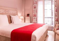 泰勒酒店 - 巴黎 - 臥室