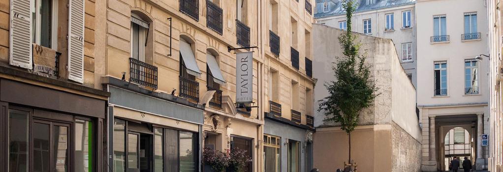 Hotel Taylor - 巴黎 - 建築