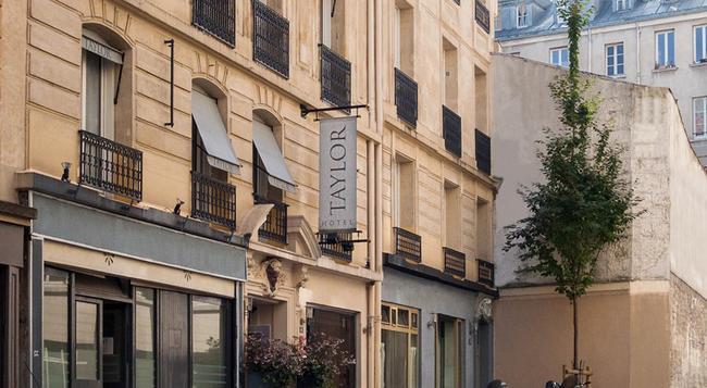 Taylor Hotel - 巴黎 - 建築