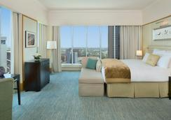 迪拜國際金融中心麗思卡頓酒店 - 杜拜 - 臥室