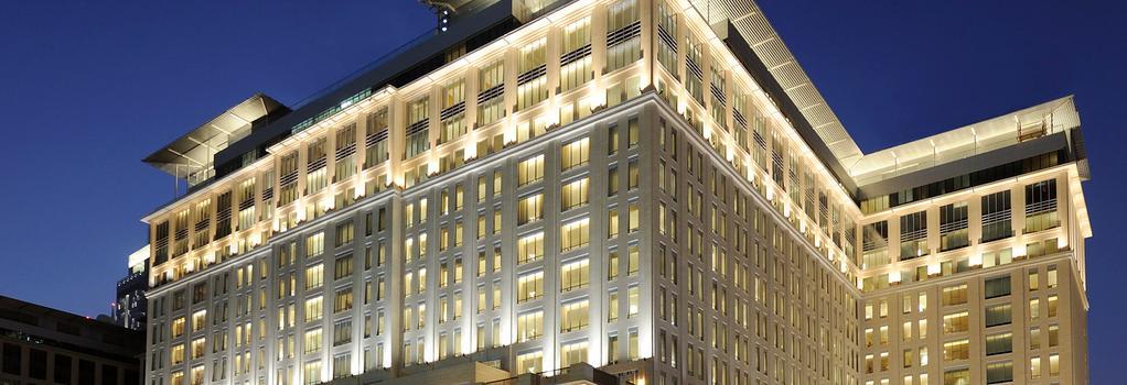 The Ritz-Carlton Dubai International Financial Centre - 杜拜 - 建築