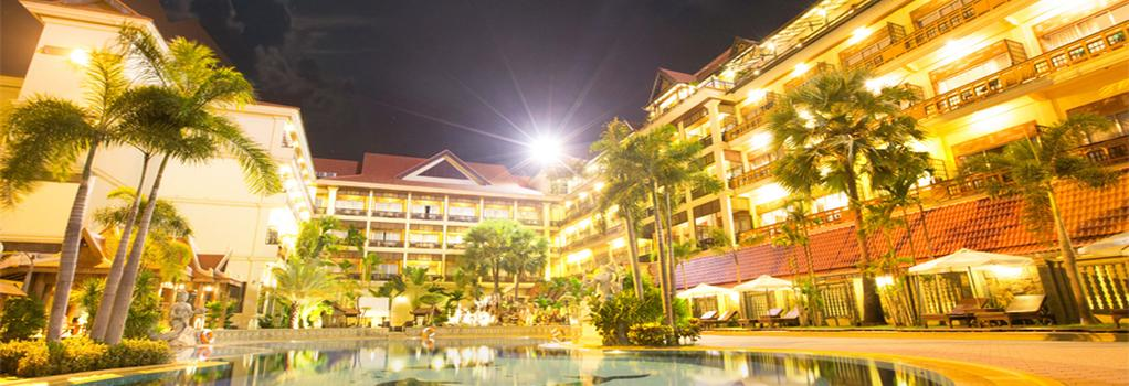 Empress Residence Resort & Spa - 暹粒 - 建築