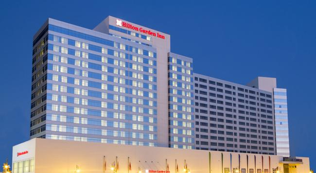 Hilton Garden Inn Tanger City Center - 丹吉爾 - 建築
