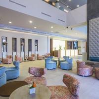 Hilton Garden Inn Tanger City Center Lobby Sitting Area
