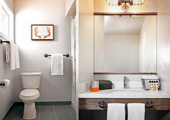 南太浩大本營酒店 - 南太浩湖 - 浴室