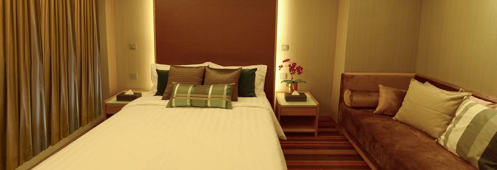 Casa Deluxe Hotel - 香港 - 臥室