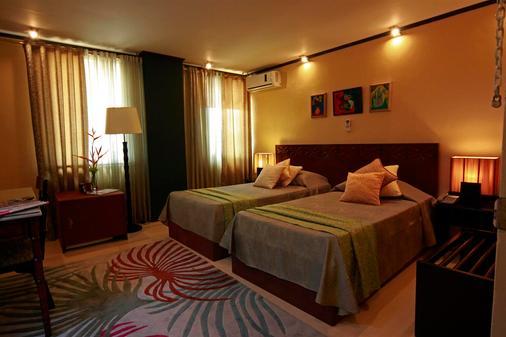 馬尼拉莊園酒店 - 馬尼拉 - 臥室