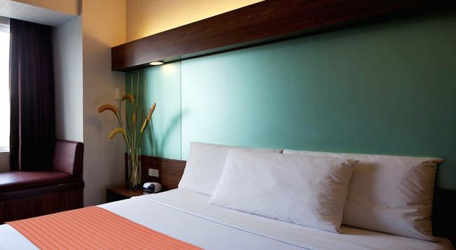 Microtel Inn & Suites By Wyndham General Santos - General Santos - 臥室
