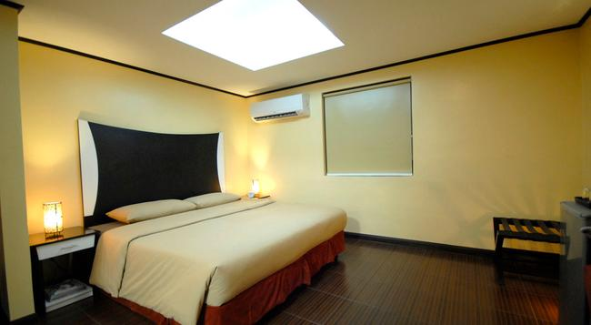 Casa Bocobo Hotel - 馬尼拉 - 臥室