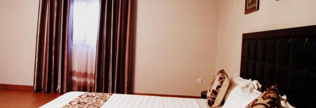 Luxe Suites Hotel - 阿克拉 - 臥室
