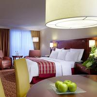 Amsterdam Marriott Hotel Guest room