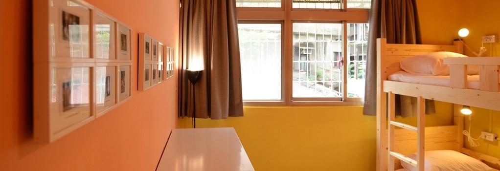 Homewalk Guesthouse TPE - 台北 - 臥室
