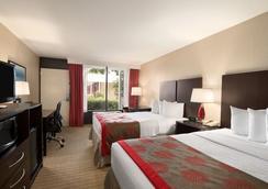 那不勒斯華美達酒店 - 拿坡里 - 臥室