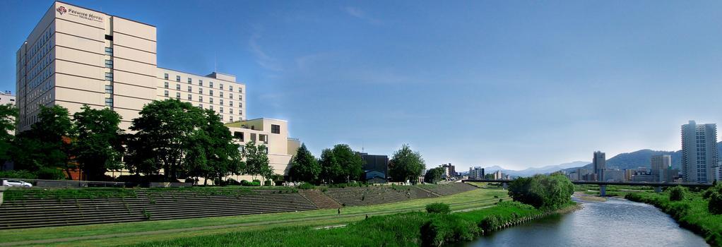 Premier Hotel -Tsubaki- Sapporo - 札幌 - 建築