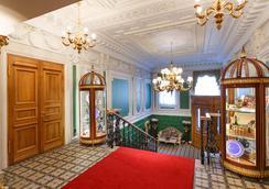 特里茲尼宮精品酒店 - 聖彼得堡 - 大廳