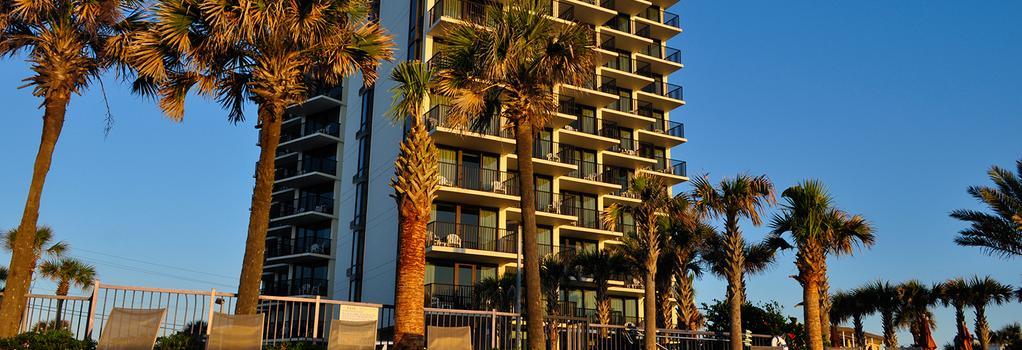 Nautilus Inn - 代托納海灘 - 建築