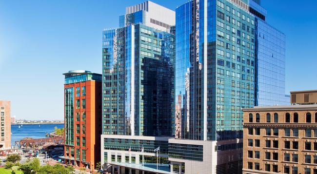 InterContinental Boston - 波士頓 - 建築