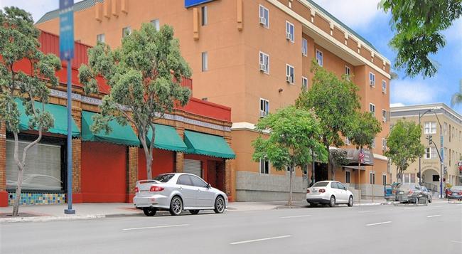 Comfort Inn Gaslamp Convention Center - 聖地亞哥 - 建築