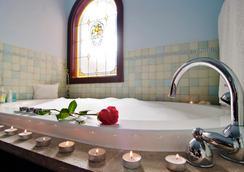 帕拉西奧卡薩加勒薩酒店 - 帕爾馬 - 浴室